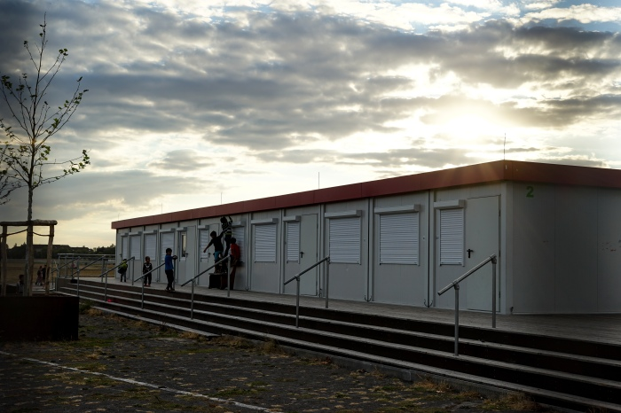 Temporary at the TempelhoferFeld
