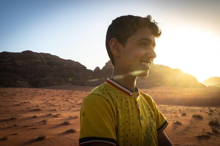 Bedouin Hospitality inJordan