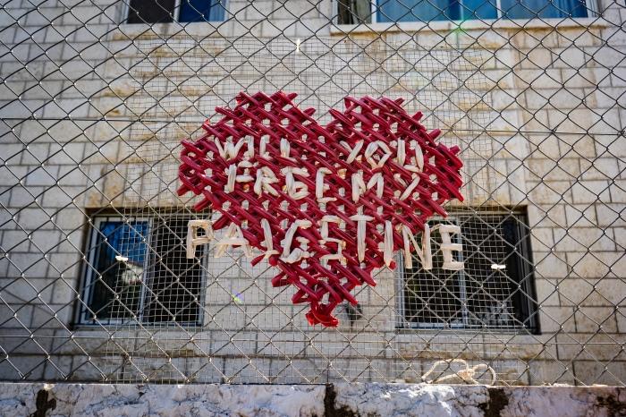 Will you free myPalestine?